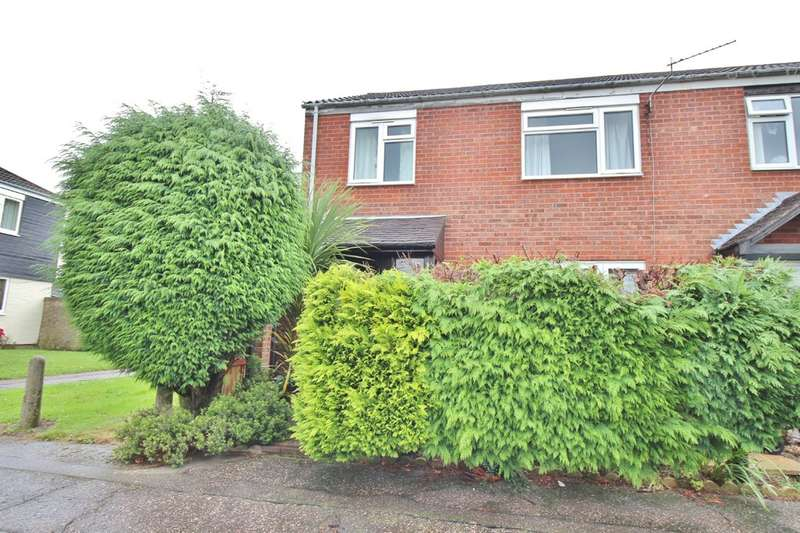 3 Bedrooms End Of Terrace House for sale in Desmond Drive, Old Catton, Norwich