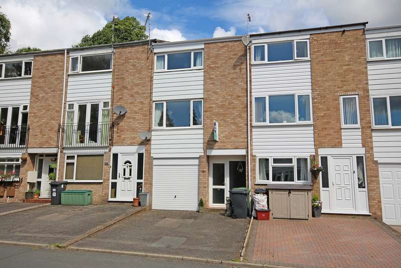 3 Bedrooms Town House for sale in Hawkesworth Drive, Kenilworth