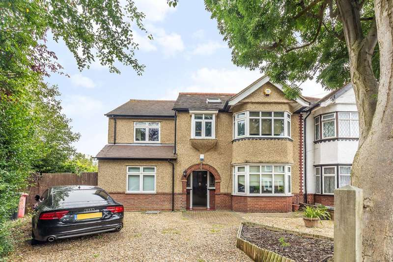 6 Bedrooms Semi Detached House for sale in Syon Park Gardens, Osterley, TW7