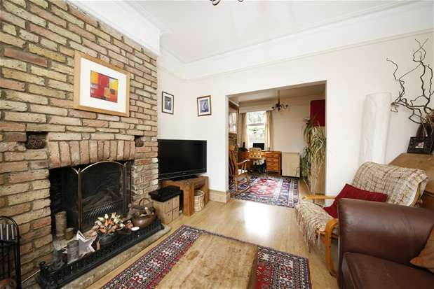 5 Bedrooms Terraced House for sale in Homecroft Road, Sydenham