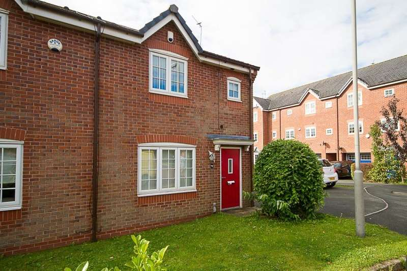 3 Bedrooms End Of Terrace House for sale in Charnley Drive, L25