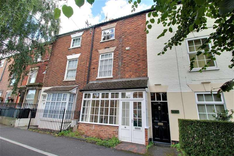 4 Bedrooms Terraced House for sale in North Parade, Grantham