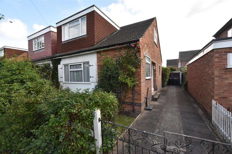 3 Bedrooms Semi Detached House for sale in Thirlmere Road, Barrow Upon Soar