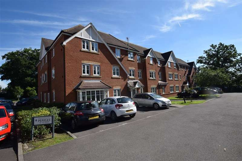 2 Bedrooms Apartment Flat for sale in Perigee, Reading, RG2