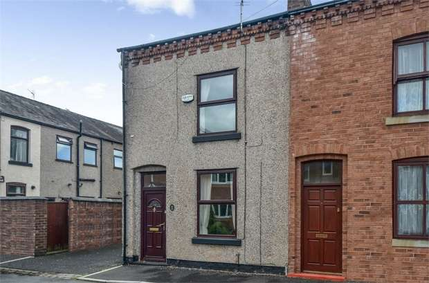 2 Bedrooms End Of Terrace House for sale in Sidney Street, Leigh, Lancashire