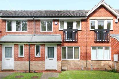 3 Bedrooms Terraced House for sale in Wain Avenue, Chesterfield, Derbyshire