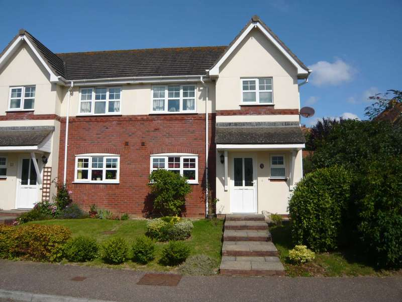 3 Bedrooms Semi Detached House for sale in Elm Lane, Exmouth