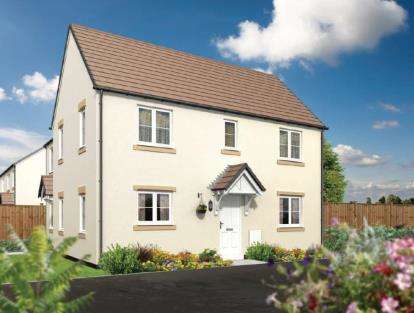 3 Bedrooms Link Detached House for sale in Goonhavern, Cornwall
