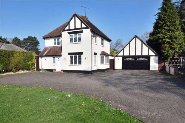 5 Bedrooms Detached House for sale in Denham Avenue, Denham, Buckinghamshire