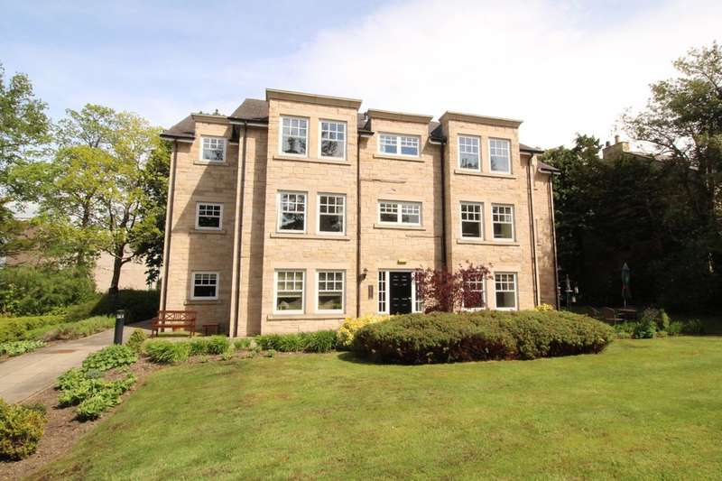 2 Bedrooms Ground Flat for sale in Haining Court, Hexham