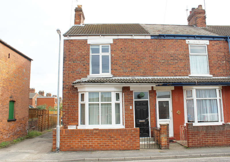 2 Bedrooms End Of Terrace House for sale in Thomas Street, Selby