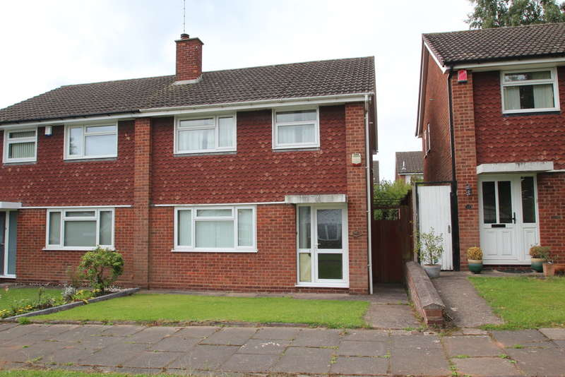 3 Bedrooms Semi Detached House for sale in Gimble Walk, Sir Richards Drive