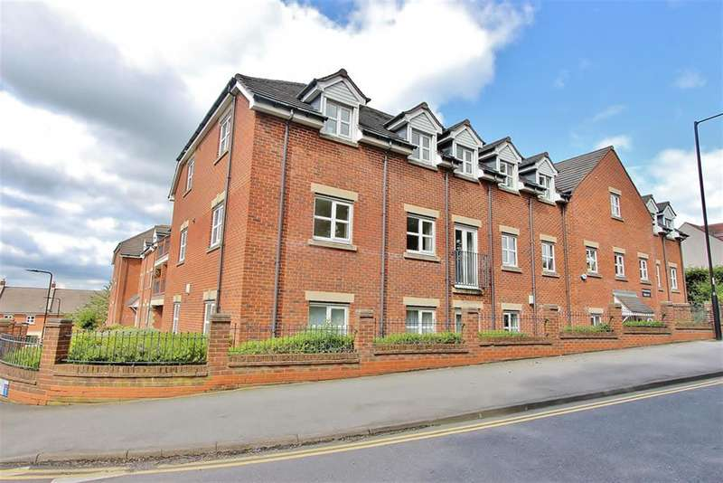 2 Bedrooms Apartment Flat for sale in St. Francis Close, Crosspool, Sheffield, S10 5SX