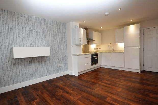 1 Bedroom Flat for sale in Kingsleigh House, 15-17 Culver Road, Saltash, Cornwall