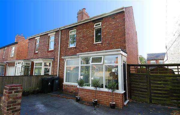 2 Bedrooms Semi Detached House for sale in Burnbank Avenue, South Wellfield