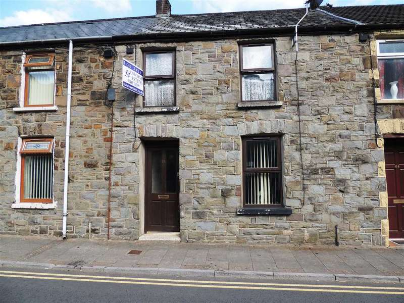 2 Bedrooms Terraced House for sale in Brook Street, Blaenrhondda, Treorchy