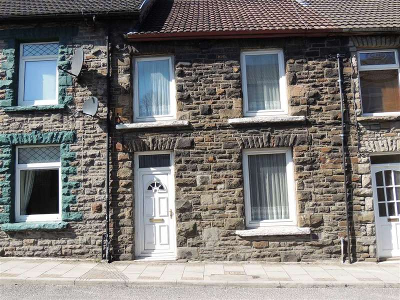 3 Bedrooms Terraced House for sale in Grovefield Terrace, Tonypandy