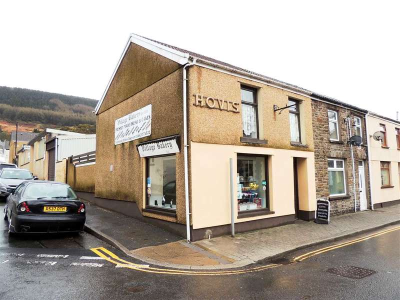 Commercial Property for sale in Wyndham St, Tynewydd, Treorchy