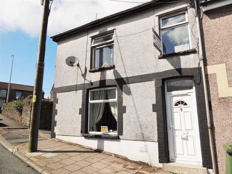 3 Bedrooms Terraced House for sale in Ashdale Road, Penrhiwfer, Tonypandy