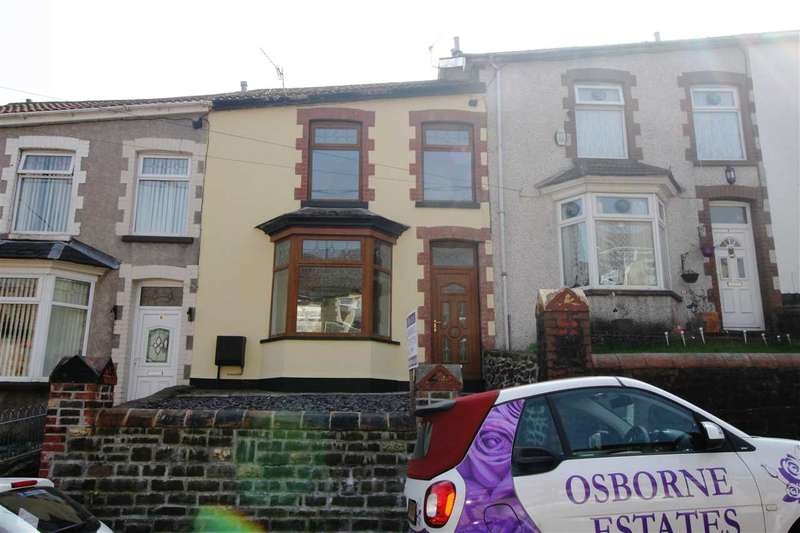 3 Bedrooms Terraced House for sale in Gilfach Road, Penygraig, Tonypandy