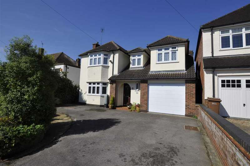 4 Bedrooms Detached House for sale in Highfield Road, Chelmsford