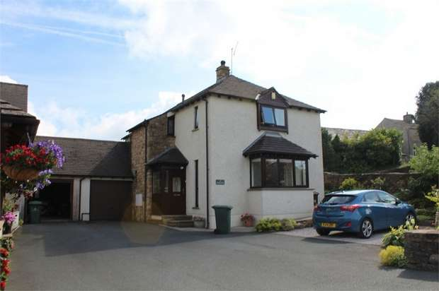 3 Bedrooms Link Detached House for sale in Harley Close, Lower Bentham, Lancaster, North Yorkshire