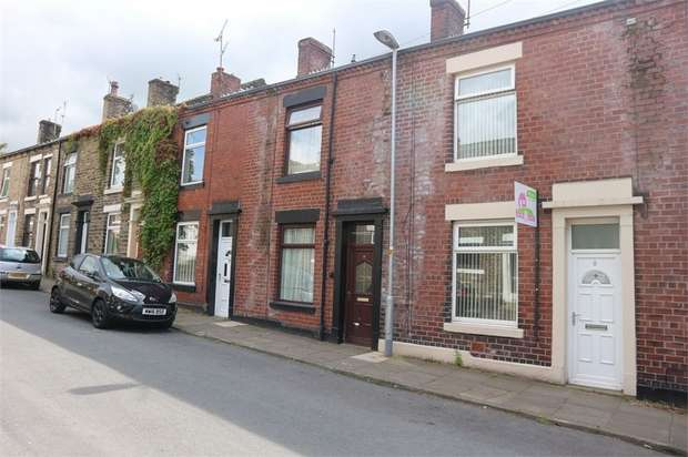 2 Bedrooms Terraced House for sale in Albert Street, Milnrow, Rochdale, Lancashire