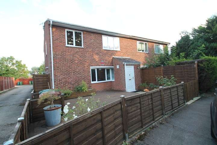 4 Bedrooms Semi Detached House for sale in Broadacre, Staines-Upon-Thames, TW18