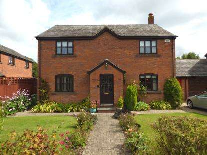 4 Bedrooms Detached House for sale in Brickwall Green, Sefton, Liverpool, Merseyside, L29