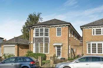 3 Bedrooms Flat for sale in Church Row, Royal Parade, Chislehurst, Kent, BR7 5PG