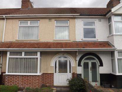 3 Bedrooms Terraced House for sale in Broomhill Road, Bristol, Somerset