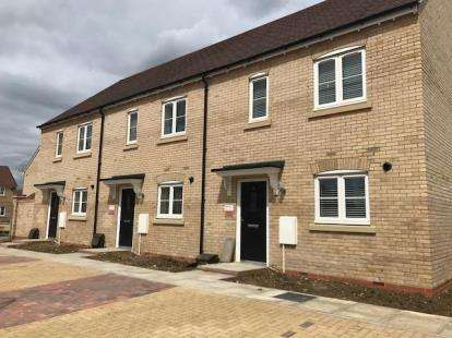 2 Bedrooms Terraced House for sale in Morris Close, Chipping Norton, Oxfordshire