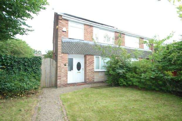 3 Bedrooms Semi Detached House for sale in Wellington Road, Timperley