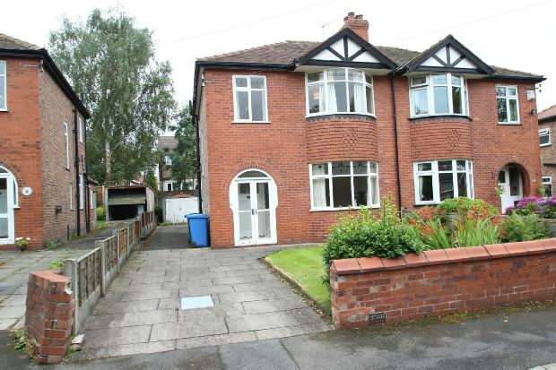 3 Bedrooms Semi Detached House for sale in Orchard Drive, Hale
