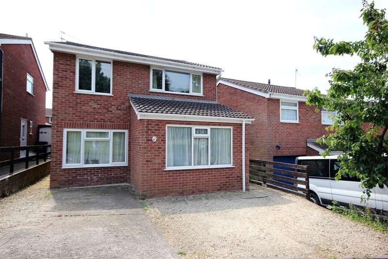 4 Bedrooms Detached House for sale in Merrimans Hill Road, Worcester, WR3