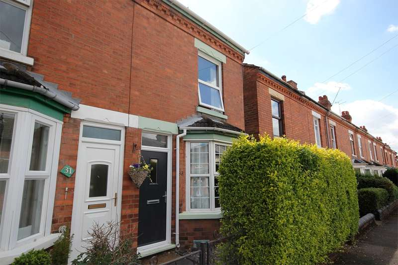 4 Bedrooms End Of Terrace House for sale in Church Road, Worcester, WR3