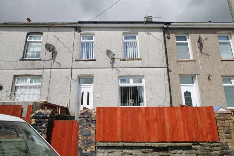 3 Bedrooms Terraced House for sale in Adare Street, Evanstown, Porth