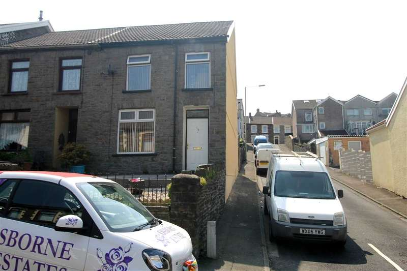 3 Bedrooms End Of Terrace House for sale in Tylacelyn Rd, Tonypandy
