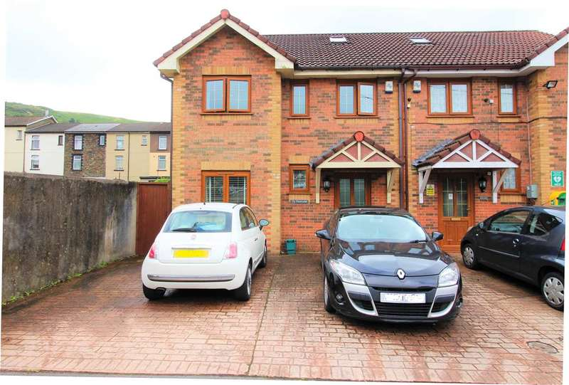 5 Bedrooms Semi Detached House for sale in Ty Newydd, Rees St, Pentre