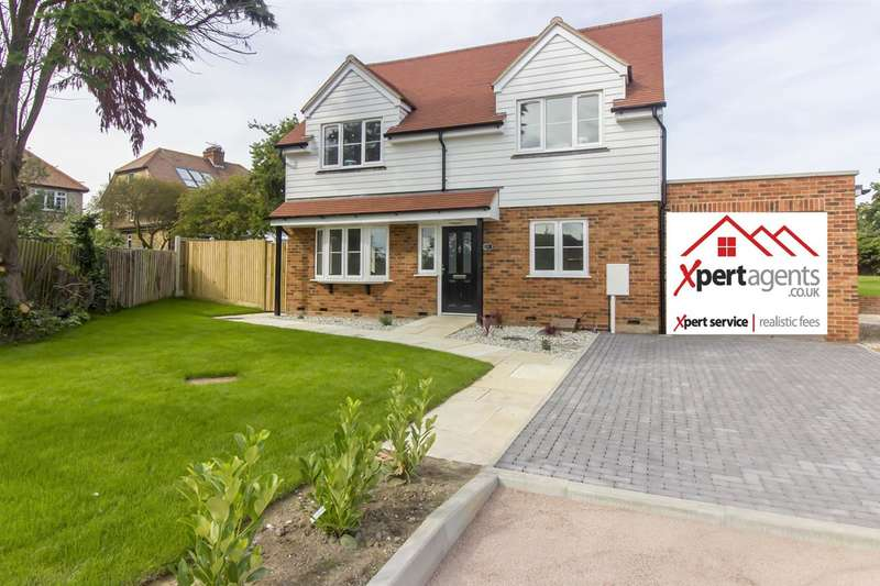 5 Bedrooms Detached House for sale in Rosemary Gardens, Broadstairs