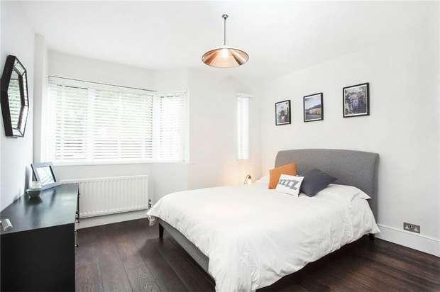2 Bedrooms Flat for sale in Rosemont Court, Rosemont Road, Acton