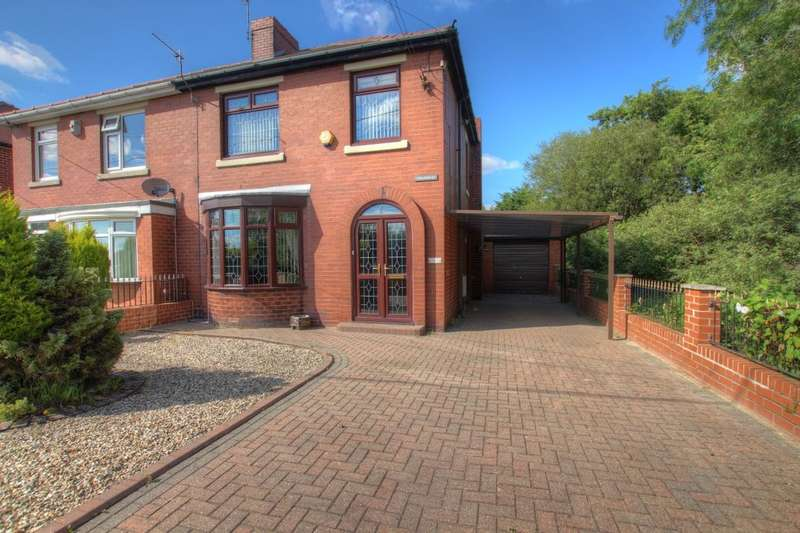 3 Bedrooms Semi Detached House for sale in Durham Road, Wheatley Hill, Durham, DH6