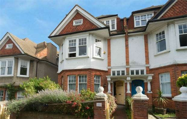 6 Bedrooms Semi Detached House for sale in Beachy Head Road, Eastbourne, East Sussex