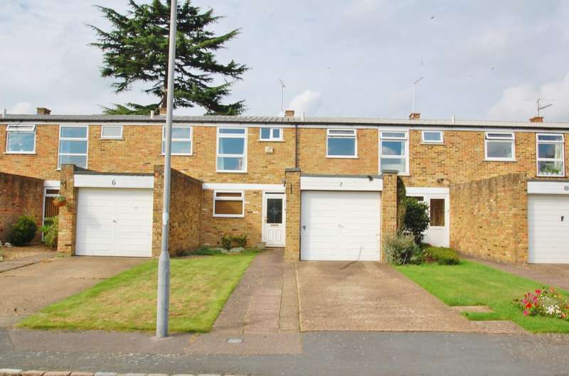 3 Bedrooms Terraced House for sale in Lawkland, Farnham Royal, SL2