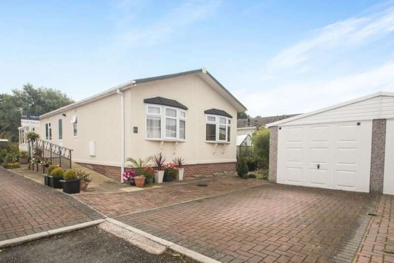 2 Bedrooms Detached House for sale in Chilton Park, Bridgwater, TA6