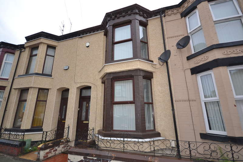 3 Bedrooms Terraced House for sale in Percy Street, Bootle, Liverpool, L20