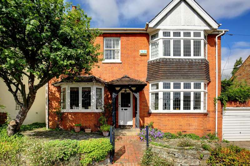 4 Bedrooms Detached House for sale in New Road, Cookham Rise