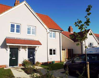 3 Bedrooms Semi Detached House for sale in Boxford, Suffolk