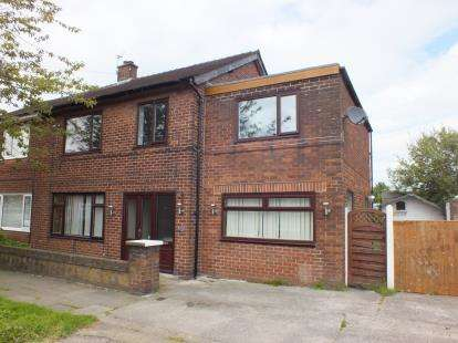 4 Bedrooms Semi Detached House for sale in George Street, Leyland, Lancashire