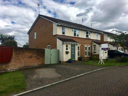 4 Bedrooms Semi Detached House for sale in Tamar Close, Whitefield, Manchester